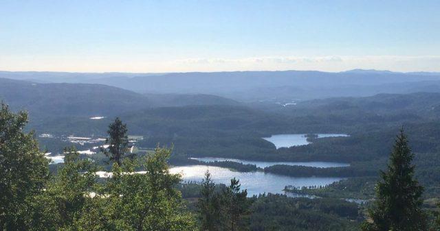 Utsikt i Åmli