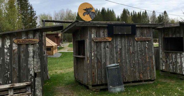 Elgfestivalen område i Aremark