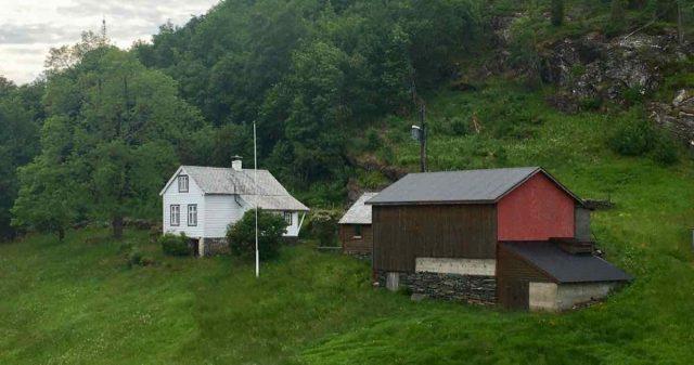 Gård i Askvoll