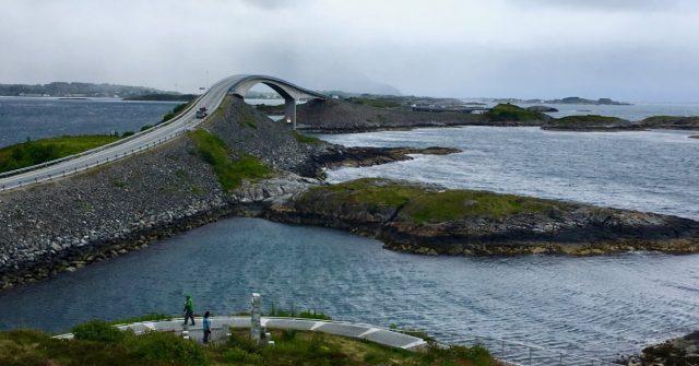 Atlanterhavsveien i Averøy