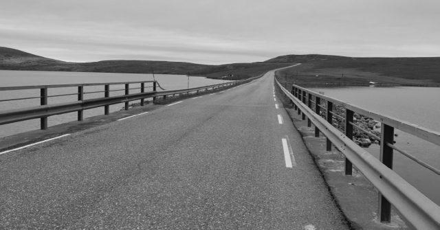 Landevei i Berlevåg