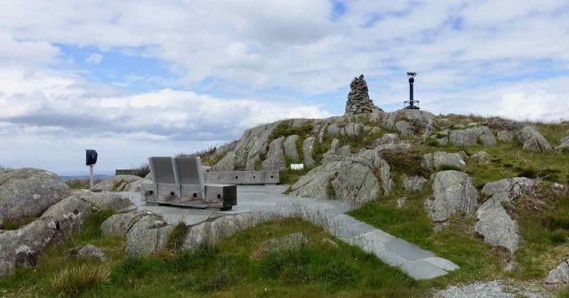 Boknafjellet i Bokn kommune