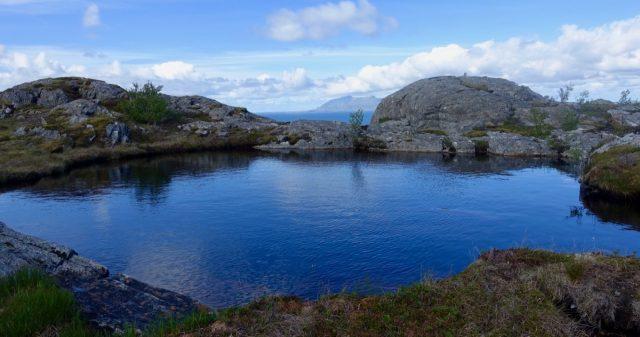 Fjellvann i Brønnøy