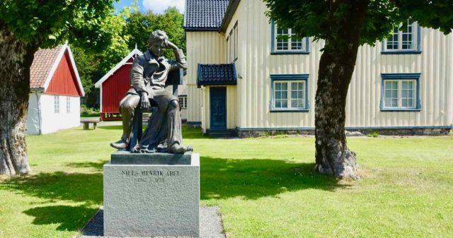 Nils H Abel i Froland