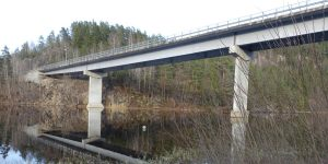 Under E18 i Gjerstad
