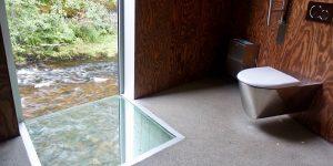 Toalett i Granvin kommune