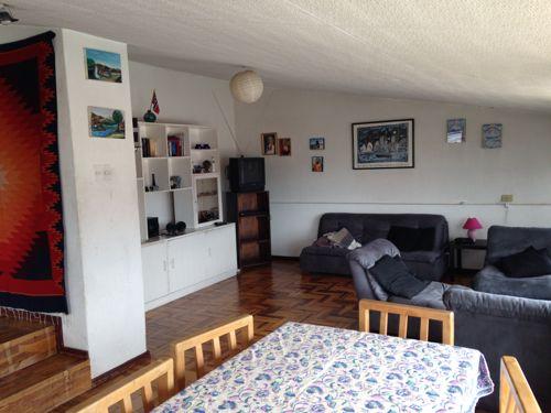 Stuen i leiligheten