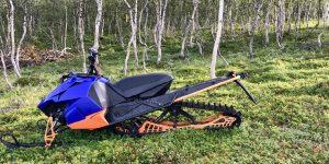 Snøscooter i Hammerfest kommune