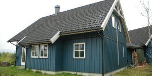 Hus i Hurdal
