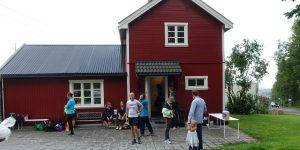 Det røde huset i Oslo