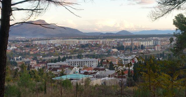 Podgorica i Montenegro.