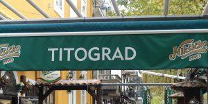 Titograd ble til Podgorica i 1992.