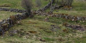 Steingjerder i Marnardal