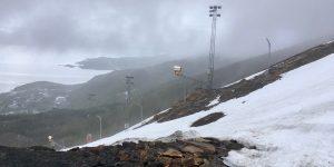 Fjellheisen i Narvik