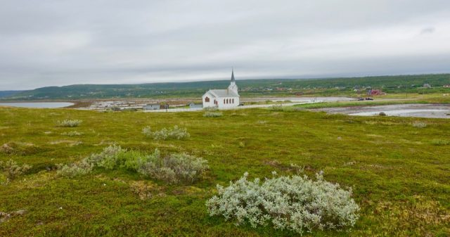 Nesseby kirke
