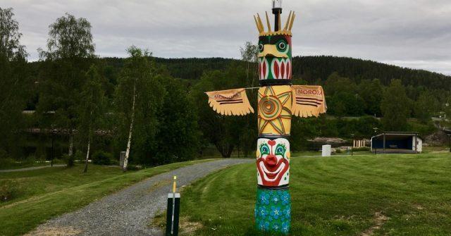 Totempel i Nord-Odal