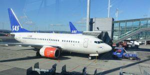 Fly på Oslo Lufthavn