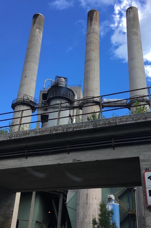 Fabrikk i Brevik