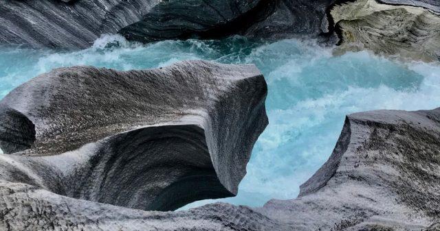 Marmorslåttet i Rana