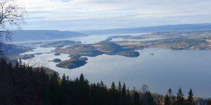 Utsikt over Tyrifjorden