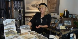 Kunstner Grethe fra Røros