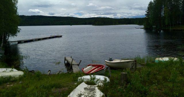 Trevatna i Søndre Land
