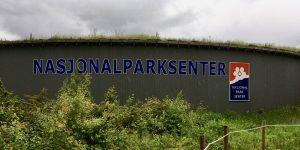 Nasjonalparksenteret i Nordland