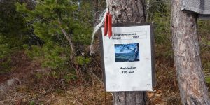 Ti-på-topp post i Siljan