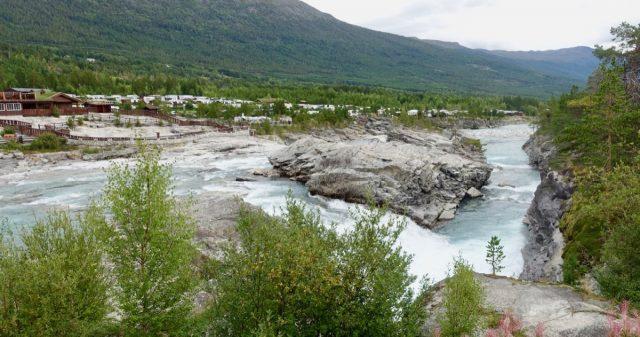 Dønfossen i Skjåk