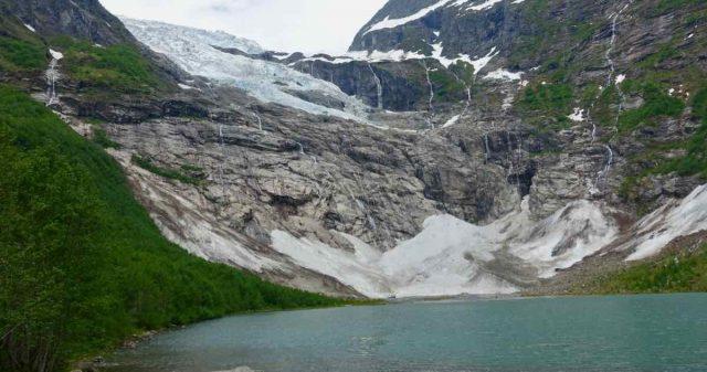 Bøyabreen i Sogndal