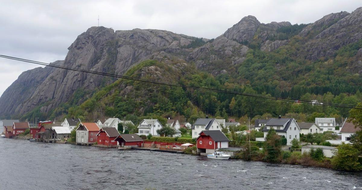 Åna-Sira i Sokndal