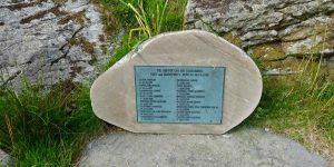 Sleipner minnesmerke i Sveio