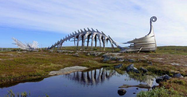 Drakkar i Vardø