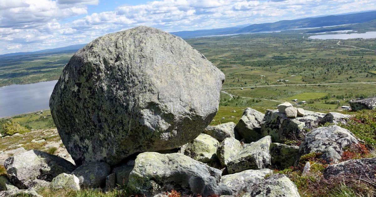 Stein i Vestre Slidre
