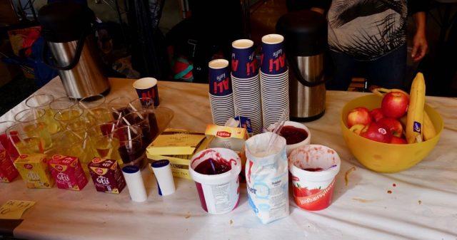Kaffesalg i Vinje