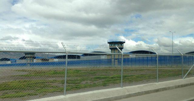 Utenfor Latacunga ligger et av Ecuadors store fengsler